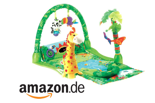Fisher-Price-Rainforest-Activity-Gym